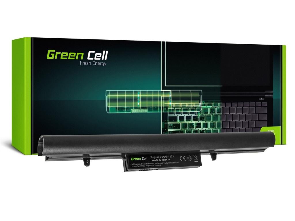 Green Cell ULTRA baterija za Hasee K480N Q480S UN43 UN45 UN47 / 14,4V 2200mAh