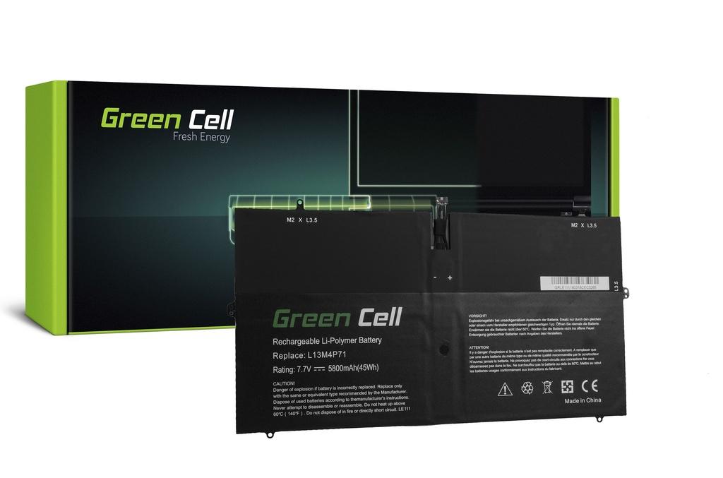 Green Cell Battery for Lenovo Yoga 3 Pro 1370 / 7,4V 5800mAh