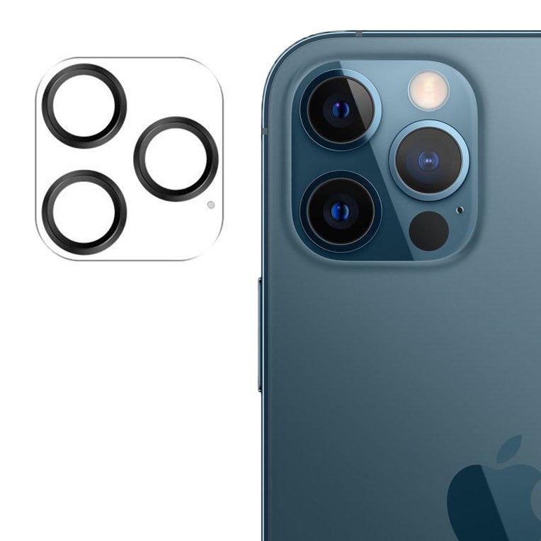 Kaljeno steklo s polno lečo Joyroom Shining Series za iPhone 12 Pro