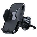 Joyroom mehansko držalo za avtomobilski telefon za odzračevalnik črno