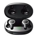 Joyroom LED zaslon Vodoodporen IPX5 Brezžična Bluetooth 5.0 TWS slušalka črna (JR-T12)