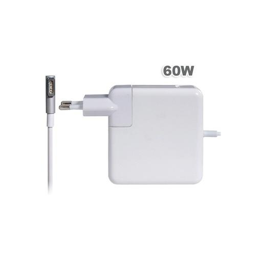 "[NRG.M60] NRG+ polnilnik za Apple MacBook,  MacBook Pro 13"" - 60W Magsafe 1 A1344"