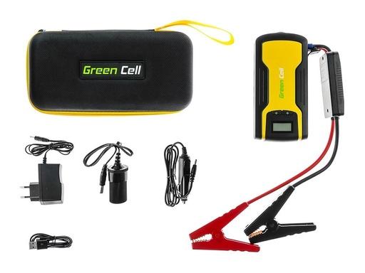 [GCL.CJS01] Večnamenski zaganjalnik avtomobilov Green Cell ® in prenosna baterija KICKSTART