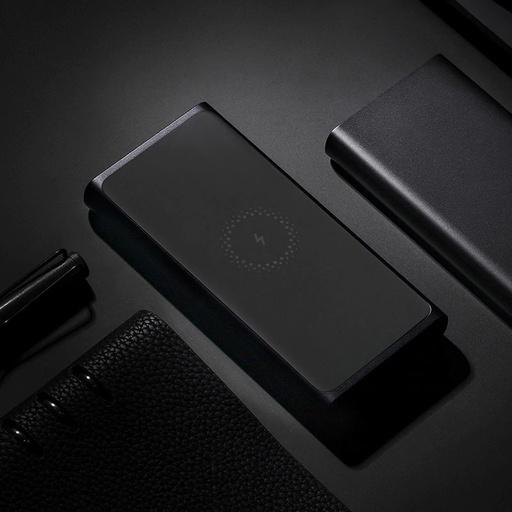 [GCL.PB128] Power Bank Xiaomi QI 10000 mAh PLM11ZM - QI Charge, 2 x Quick Charge 3.0