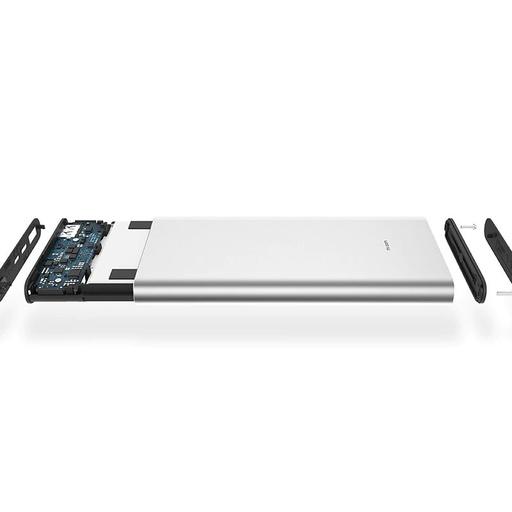 [GCL.PB127] Power Bank Xiaomi 10000 mAh MI3 PLM12ZM srebrna