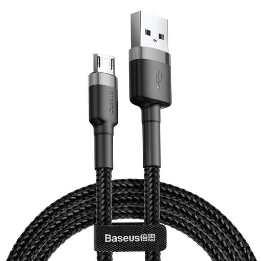 Baseus Cafule mikro USB podatkovni kabel QC 3.0 2.4A 1m