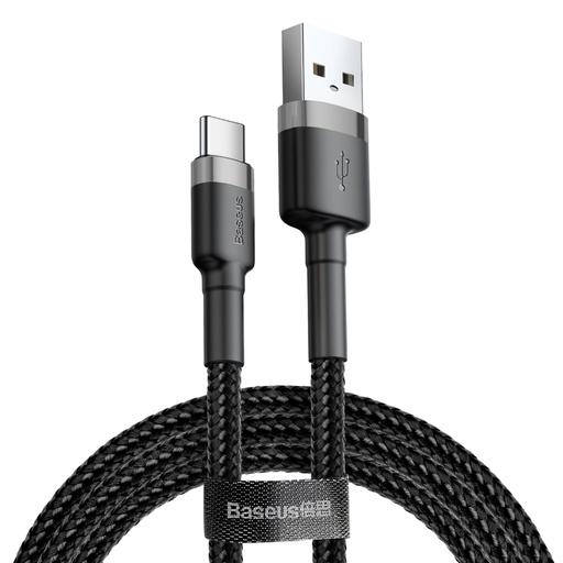 Baseus Cafule Type C Podatkovni kabel  QC 3.0 3A 0.5M