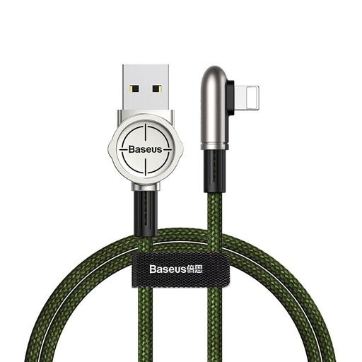 Baseus Elbow podatkovni kabel 2.4A 1m