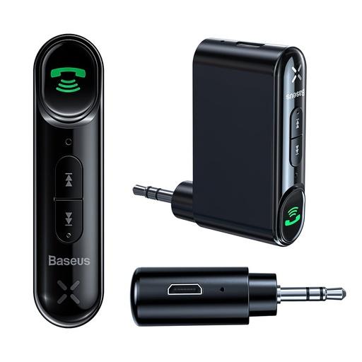 [HRT.51919] Baseus Qiyin Bluetooth zvočni sprejemnik in vrata mini aux