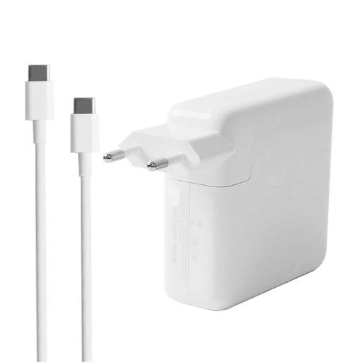 [NRG.MC61] NRG+ polnilnik za MacBook Type C 61W