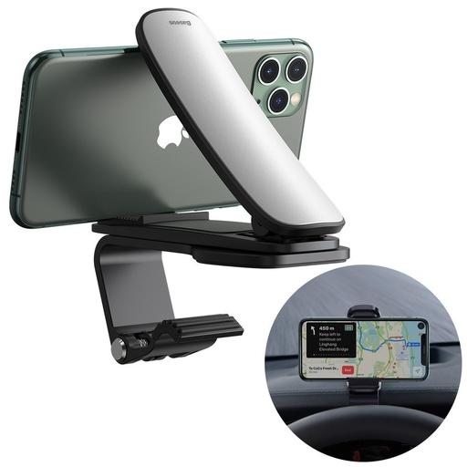 Baseus nosilec za nosilce na vozilu za velike armature za črno armaturno ploščo (SUDZ-A01)
