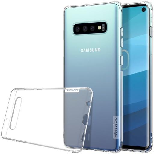 [HRT.48575] Nillkin Nature TPU gel za ultra tanko ovitek za Samsung Galaxy S10 prozoren