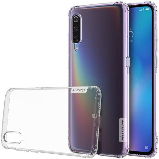 [HRT.48581] Nillkin Nature TPU ovitek za Xiaomi Mi 9
