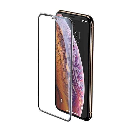 [HRT.48825] Baseus Full-screen Full Coverage 3D steklo za iPhone 11 Pro Max / iPhone XS Max
