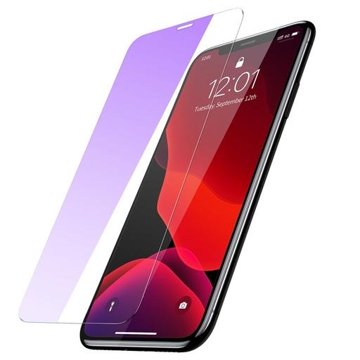 "[HRT.53347] Baseus 0.3mm Full-glass Anti-bluelight steklo za iPhone 11 Pro Max / iPhone XS Max 6.5"""