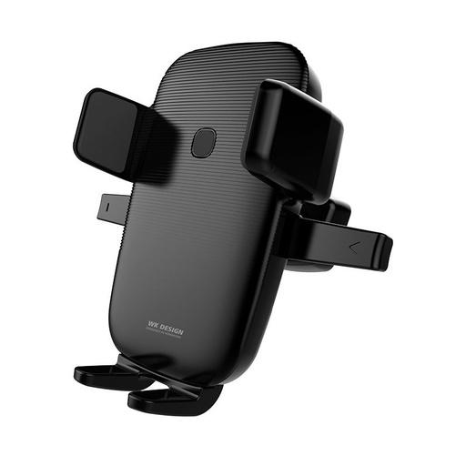 [HRT.55029] WK Design prezračevalni nosilec z brezžičnim polnjenjem Qi 10W