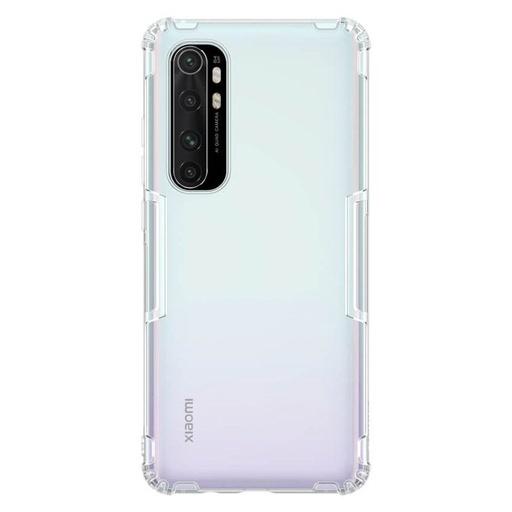[HRT.61034] Nillkin Nature TPU ovitek za Xiaomi Mi Note 10 Lite prozorna