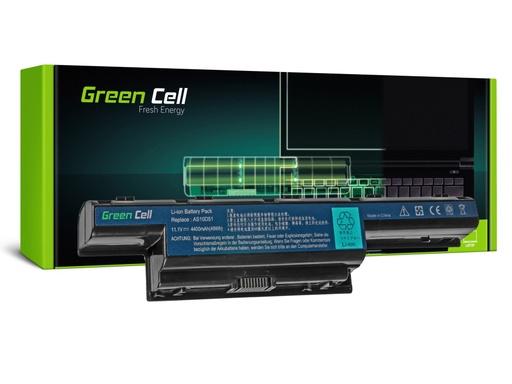 [GCL.AC06] Baterija Green Cell za Acer Aspire 5740G 5741G 5742G 5749Z 5750G 5755G / 11,1V 4400mAh