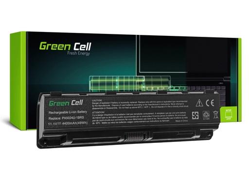 [GCL.TS13] Baterija Green Cell za Toshiba Satellite C850 C855 C870 L850 L855 PA5024U-1BRS / 11,1V 4400mAh