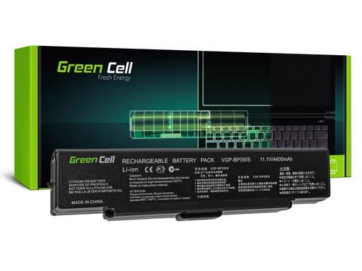[GCL.SY09] Baterija Green Cell za Sony Vaio VGN-AR570 CTO VGN-AR670 CTO VGN-AR770 (black) / 11,1V 4400mAh