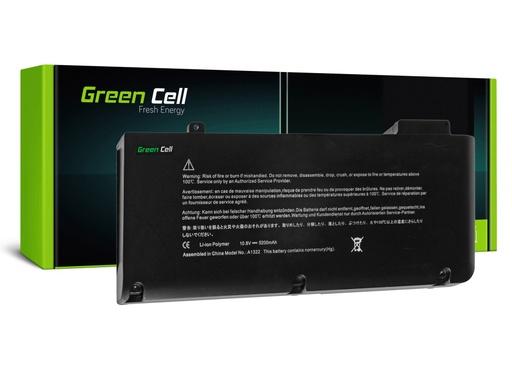 [GCL.AP06] Green Cell baterija za prenosnik Apple Macbook Pro 13 A1278