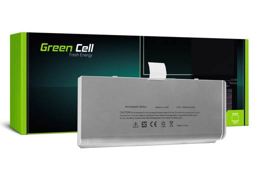 [GCL.AP07] Baterija Green Cell za Apple Macbook 13 A1278 Aluminum Unibody (kraj 2008) / 11,1V 4200mAh