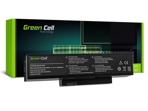 [GCL.FS05] Baterija Green Cell za Fujitsu-Siemens Esprimo V5515 V5535 V5555 V6515 V6555 / 11,1V 4400mAh
