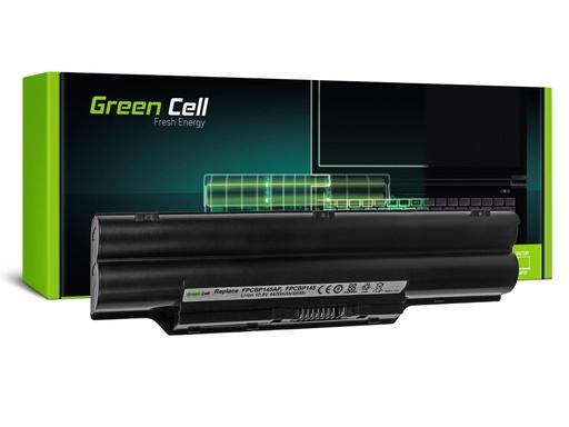 [GCL.FS07] Baterija Green Cell za Fujitsu-Siemens Lifebook S2210 S6310 L1010 P770 / 11,1V 4400mAh