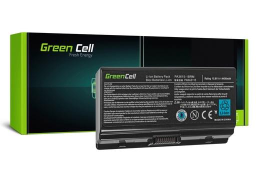 [GCL.TS19] Baterija Green Cell za Toshiba Satellite L40 L45 L401 L402 PA3591U-1BRS / 11,1V 4400mAh