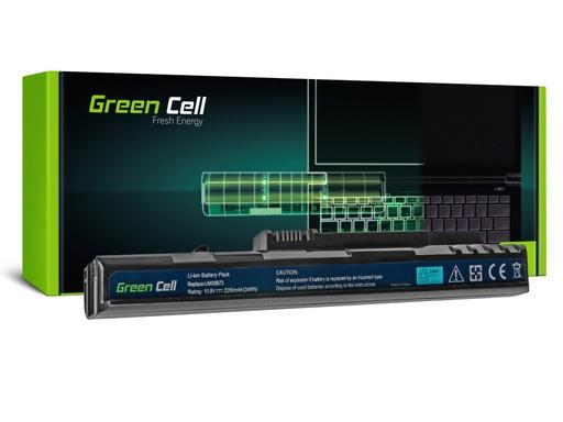 [GCL.AC28] Baterija Green Cell za Acer Aspire One A110 A150 D150 D250 ZG5 / 11,1V 2200mAh