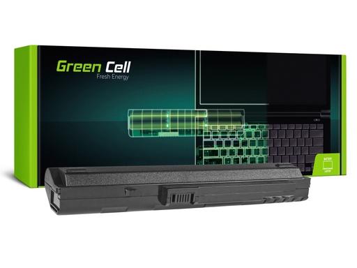 [GCL.AC31] Baterija Green Cell za Acer Aspire One A110 A150 D150 D250 ZG5 / 11,1V 4400mAh