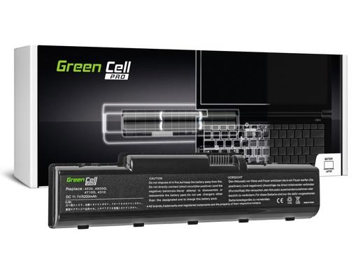 [GCL.AC01PRO] Baterija Green Cell PRO za Acer Aspire 4710 4720 5735 5737Z 5738 / 11,1V 5200mAh