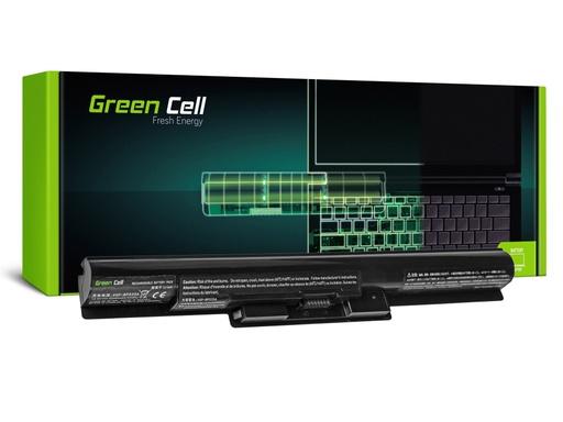 [GCL.SY18] Baterija Green Cell za Sony Vaio SVF14 SVF15 Fit 14E 15E / 14,4V 2200mAh