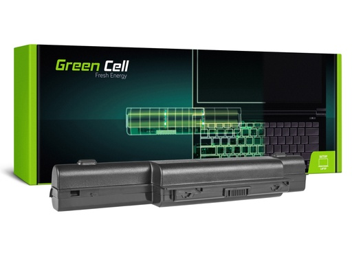 [GCL.AC39] Baterija Green Cell za Acer Aspire 5740G 5741G 5742G 5749Z 5750G 5755G / 11,1V 8800mAh