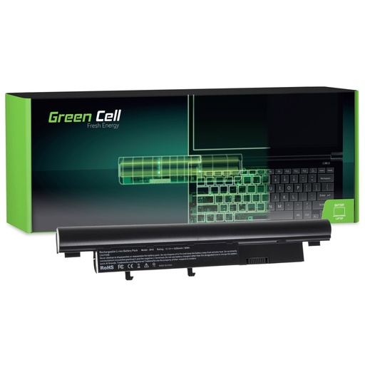 [GCL.AC29] Baterija Green Cell za Acer Aspire 3750 5410 5534 5538 5810 / 11,1V 4400mAh