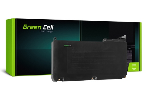 [GCL.AP17] Baterija Green Cell za Apple Macbook 13 A1342 2009-2010 / 11,1V 5200mAh A1331