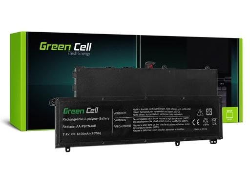 [GCL.SA15] Baterija Green Cell za Samsung NP530U3B NP530U3C / 7,4V 4100mAh