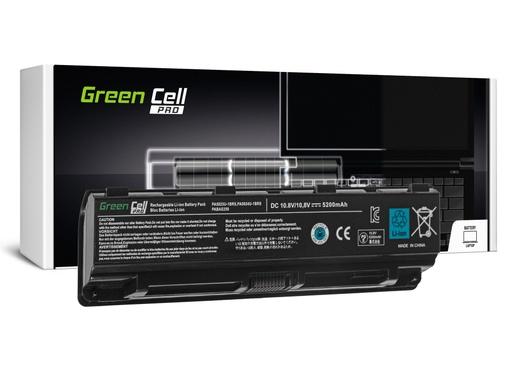 [GCL.TS13PRO] Green Cell PRO baterija za Toshiba Satellite C850 C855 C870 L850 L855 PA5024U-1BRS / 11,1V 5200mAh