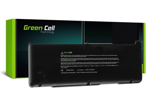 [GCL.AP20] Baterija Green Cell za Apple Macbook Pro 17 A1297 2011 / 10,95V 7000mAh