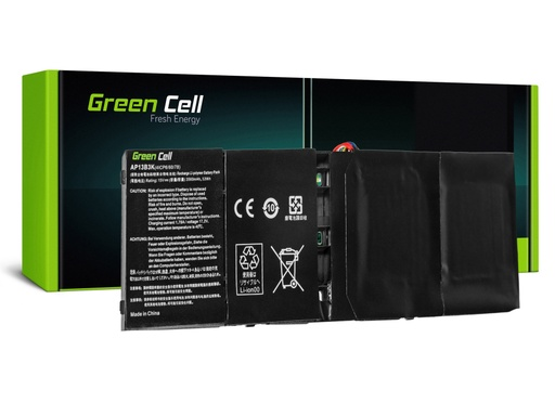 [GCL.AC48] Baterija Green Cell za Acer Aspire V5-552 V5-572 V5-573 V7-581 R7-571 / 15V 3400mAh