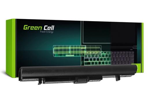 ZELENA CELIČNA baterija za Toshiba Satellite Pro A30-C A40-C A50-C R50-B R50-C Tecra A50-C Z50-C / 14,4V 2200mAh