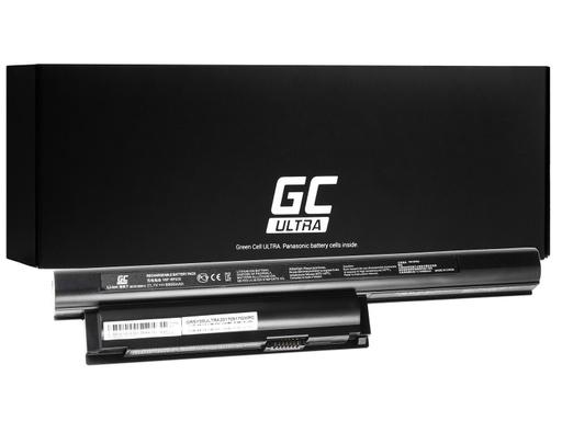 [GCL.SY08ULTRA] ZELENA CELIČNA ULTRA baterija za Sony Vaio PCG-71811M PCG-71911M SVE15 / 11,1V 6800mAh