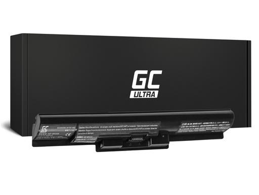 [GCL.SY18ULTRA] ZELENA CELIČNA ULTRA baterija za Sony Vaio SVF14 SVF15 Fit 14E 15E / 14,4V 3400mAh