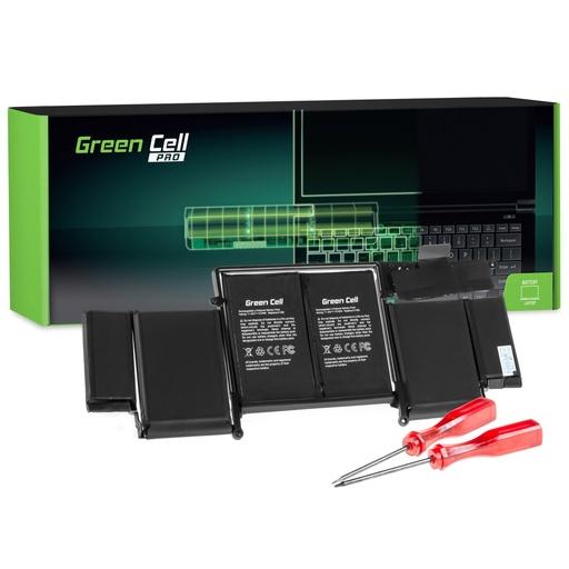 [GCL.AP23PRO] Baterija  Green Cell PRO za Apple Macbook Pro 13 A1502 (začetek 2015) / 11,42V 6600mAh