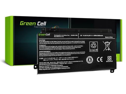 [GCL.TS57] Baterija Green Cell za Toshiba Satellite Radius 15 P50V P55V, Toshiba ChromeBook 2 CB30-B / 11,1V 3400mAh