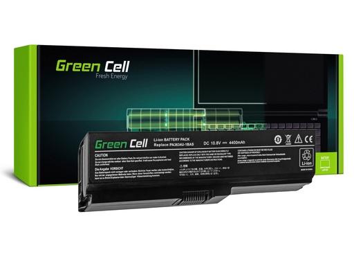 [GCL.TS03V2] Baterija Green Cell za Toshiba Satellite A660 A665 L650 L650D L655 L670 L670D PA3634U-1BRS / 11,1V 4400mAh
