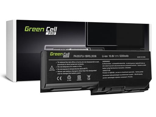 [GCL.TS09PRO] Green Cell PRO baterija za Toshiba Satellite L350 P200 PA3536U-1BRS / 11,1V 5200mAh