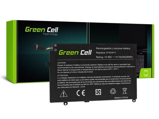 [GCL.LE139] Baterija Green Cell 01AV411 01AV412 01AV413 za Lenovo ThinkPad E470 E475