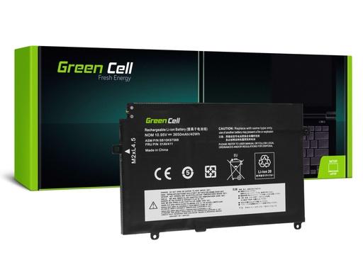 [GCL.LE148] Baterija Green Cell 01AV411 01AV412 01AV413 za Lenovo ThinkPad E470 E475
