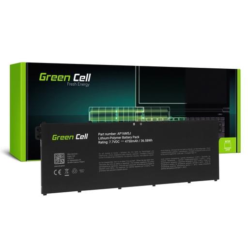[GCL.AC73] Baterija Green Cell AP16M5J za Acer Aspire 3 A315 A315-31 A315-42 A315-51 A317-51 Aspire 1 A114-31